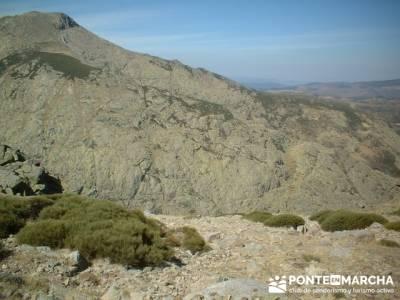 Laguna Grande de Gredos - Sierra de Gredos - Los Barrerones; rutas senderismo cercedilla; rutas a pi